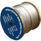 WELLWORTH WIRE ROPES  We are pioneers in the field of Manufacturing High Quality ISI Marked Wire Ropes for Construction, Industrial Wire Ropes, Lifting Wire Ropes, Single Strand Ropes, Ungalvanized Wire Ropes and Round Stranded Ropes. - by Wellworth - Steel Wire Ropes Manufacturer, Delhi