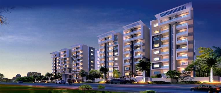 Luxury 2bhk flats in whitefield  - by Ssvr Tridax, Bangalore Urban