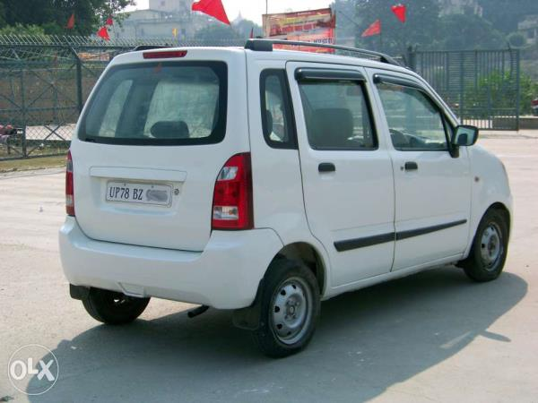2010 1st Owner wagon R VXI LPG ON RC UP 78 LKO NOC Rs .195000 Only - by Zama khan, lucknow