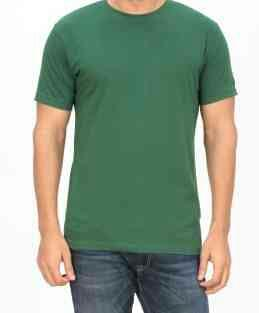 Plain Round Neck T shirt   100% Cotton excelent quality for export and indian market - by Indian Engineer, Tiruppur