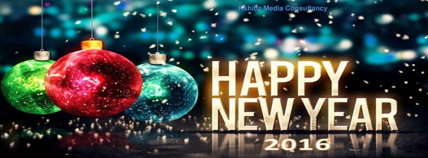 Wishing Happy New Year to all our esteemed customers  - by Kshitiz Media Consultancy, New Delhi