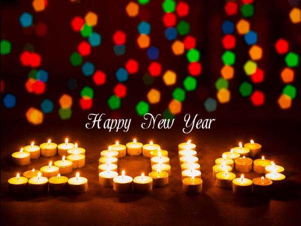 Rock Castle Restaurant wishes all its valuable patrons and esteemed customers a Very Happy New Year....!! May the New Year bring Happiness and Prosperity to all...!!. - by Rock Castle Restaurant - A Royal Treat, Hyderabad
