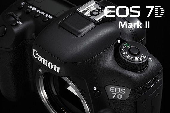 Canoon introducing EOS 7D Mark II.  Please find the detailed information about the product  Beyond speed, the EOS 7D Mark II comes with a superb 20.2 megapixel CMOS sensor, ISO 16, 000, and is powered by dual DIGIC 6 image processors to ens - by Canon Image Square Call 04039594692, Hyderabad