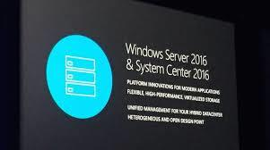 Windows Server 2016[1] is an upcoming server operating system developed by Microsoft as part of the Windows NT family of operating systems, developed concurrently with Windows 10. The first early preview version (Technical Preview) became a - by swapnesh helpdesk, Dewas