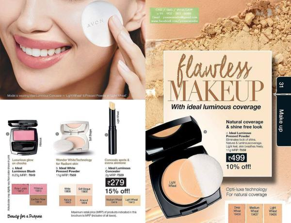 Face Compacts - by Mamta Girath, Thane