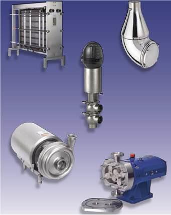 Alfa Laval's product  - by Alfa Laval's distributor, Pune