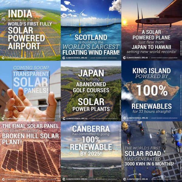 It's solar everywhere.  - by Sky Energy Solutions, Ahmedabad