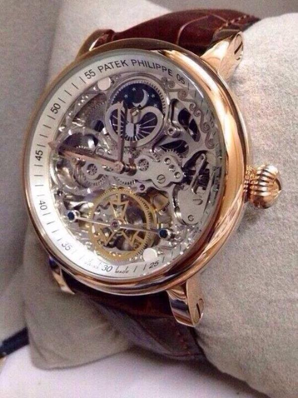 latest patek philippe watch for men - by New Heer Fashion, Surat