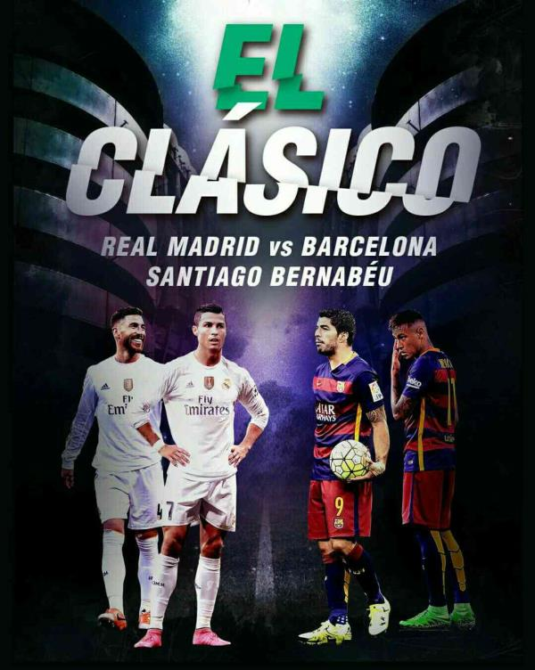 rivals - by Real Madrid Rocks, Hyderabad