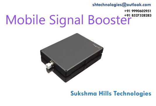 Sukshma Hills deals in the sales of best quality and branded Mobile Signal Booster. Years of experience in the market of Mobile Booster, they have been providing the best service in the market. There branded quality Cell Phone Signal Booste - by Mobile Signal Booster|Sukshma Hills Technologies, delhi