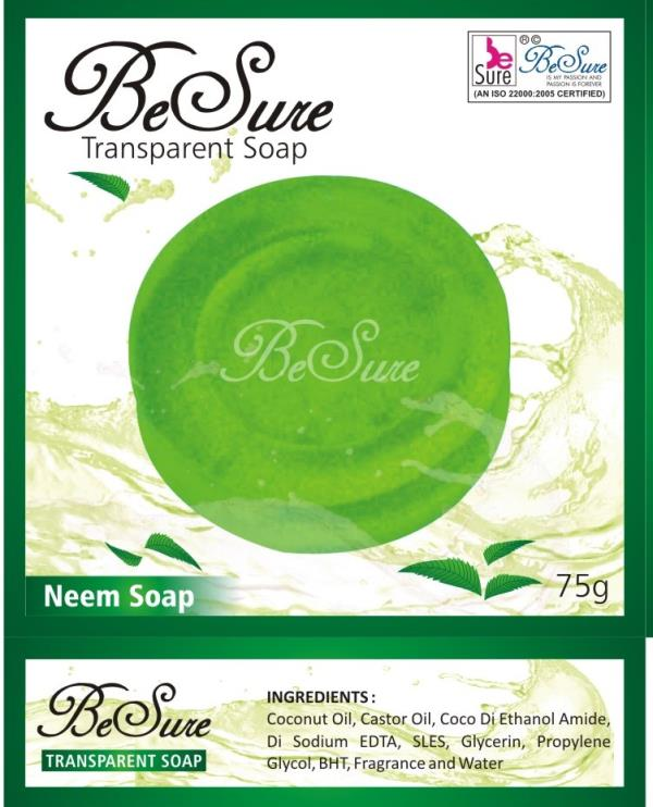 Best Soap Best Transparent Soap Best Gentle Soap Best Neem Soap Best Lemon Soap  By keeping your skin well moisturized, you can create the foundation for healthy skin. Completely moisturized and healthy skin prevents you from developing wri - by BeSure Healthcare (P) Ltd      +91 9810963500, Delhi