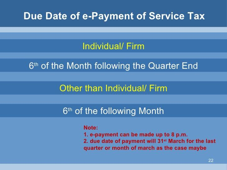 """""""PAY SERVICE TAX FOR THE MONTH DECEMBER-2015 TO AVOID LATE FEES"""" - by P K JAISWAL & ASSOCIATE, MUMBAI"""
