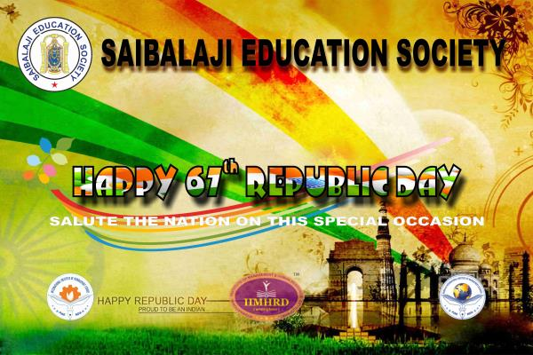 backdrop for 67th Independence day #SBES - by creativeprateek, BHOPAL