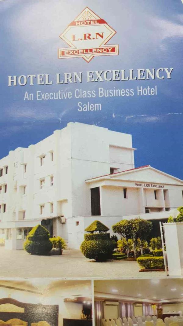 2 star category hotel in salem. - by Hotel LRN Excellency, Salem