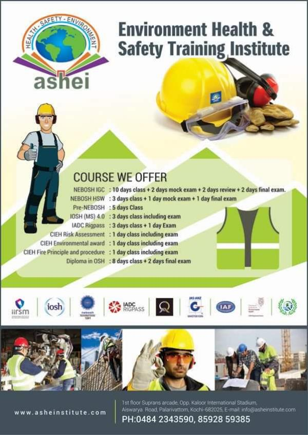 ASHEI course for Feb batch booking started Call 8592859385 - by Ashe Institute, Ernakulam