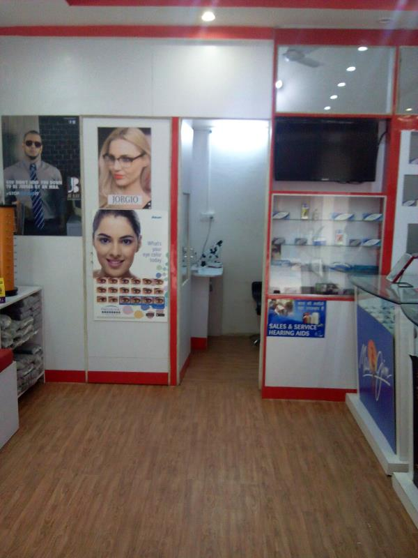 The optometrists at Sunrise Opticals offer state of art digital eye examination using modern Auto Refractometers, a very quick and simple method of evaluating the refractive error for subtle and progressive changes. The system allows us to  - by Sunrise Opticals, Noida