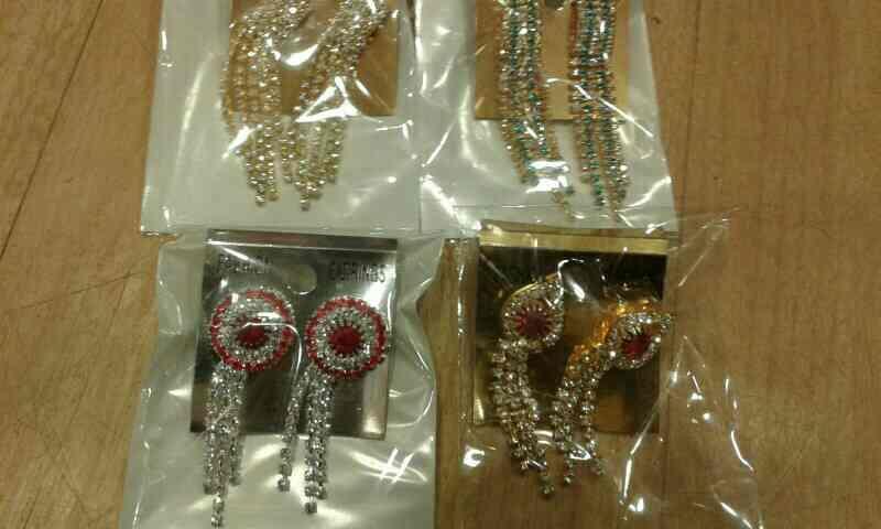 We are manufacturers and Suppliers of Imitation ear rings In Rajkot  - by Aai Shree Khodiyar Sales, Rajkot