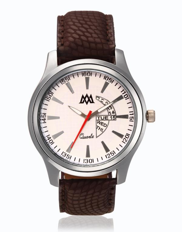 Open the world of possibilities with high quality Antonio Moriati watches for men. The styling of this watch is totally in-vogue. It ensures that you make a style statement, and brush aside your competition. Much like your chic demeanor, th - by Pepper Group, New Delhi