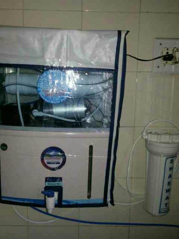 r.o with u.v water purifier supplier  - by Shaswat Water System Abad, Ahmedabad