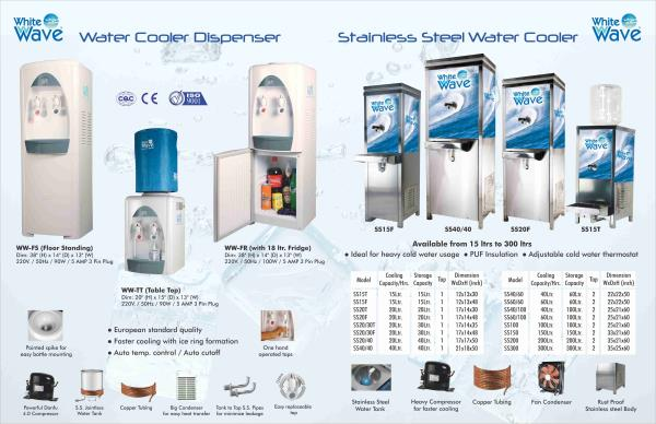 water dispensor supplier in ahmedabad - by Shaswat Water System Abad, Ahmedabad