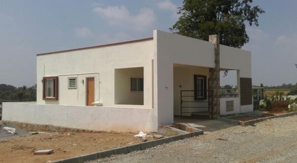 2BHK villa just 29 lacks near electronic city - by MDS projects, Bangalore