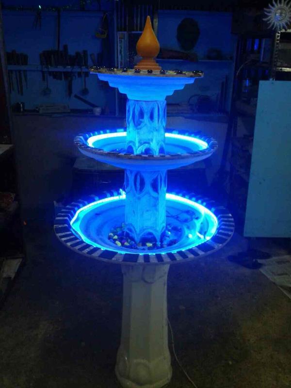 Water Fountain Manufacturer in Chennai.  - by Asian Fibre Glass, Chennai