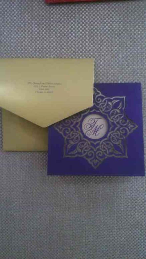 designer wedding cards we are the best wedding card deasigners - by Nikah Cards, Hyderabad
