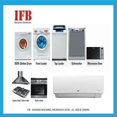 Your Favorite Home appliances Brand - by IFB Point Wanowrie, Pune