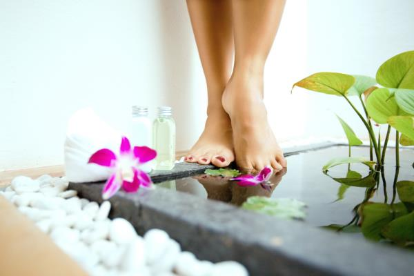 Time to pay some attention towards your legs .. Give it an extra luxurious touch by giving it a pedicure in our PANCHI SPA - by Panchi Spa, Udupi
