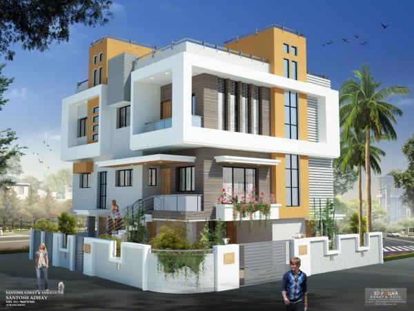 Residential Bungalow Architects in Aurangabad - by Signature Architects & Interior Designers, Aurangabad