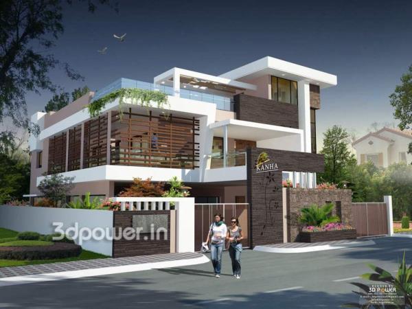 Designer Bungalow Architects in Aurangabad - by Signature Architects & Interior Designers, Aurangabad