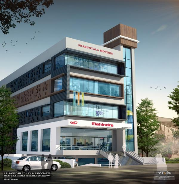 Commercial projects Architects in Aurangabad - by Signature Architects & Interior Designers, Aurangabad