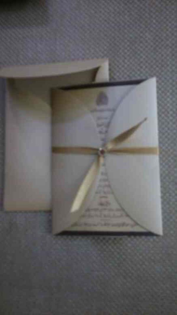 wedding cards - by Nikah Cards, Hyderabad