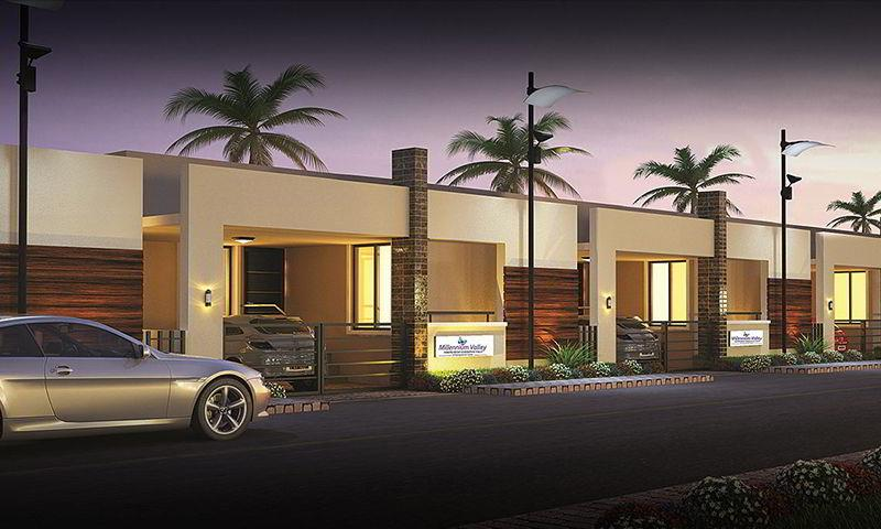 Villa near electronic city 29 lacks on words  - by MDS projects, Bangalore