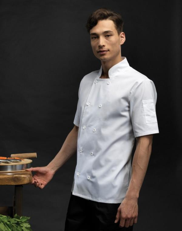 We are Dealers For Chef Coats in Chennai. We have Ready Stock of Chef Coats - by Sumatisons Readymade & Uniforms, Chennai
