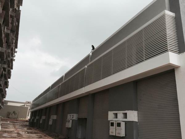 Aluminium pipe grill  - by Axis Engitech Pvt Ltd, Ahmedabad