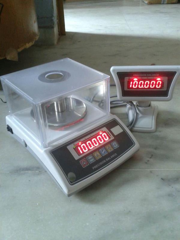 Digital lab scale - by Supern Instruments, Ahmedabad