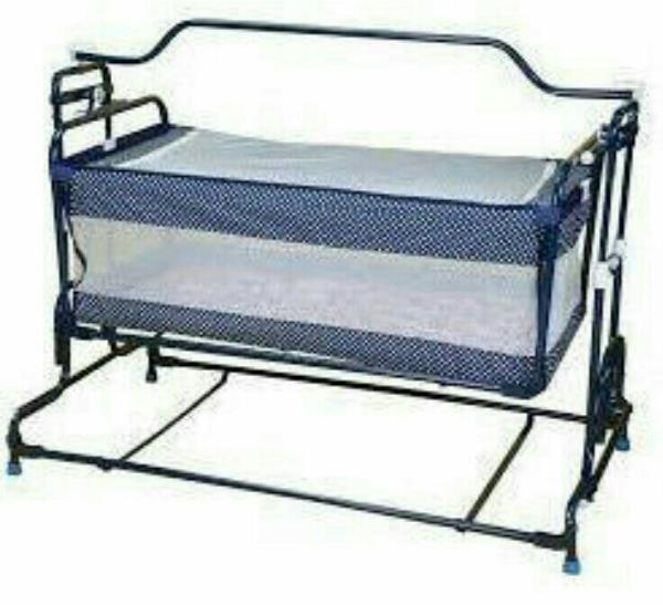 Folding Baby Cradle In Rajkot - by Dilip Industries, Rajkot
