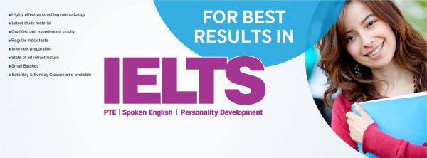 IELTS INSTITUTE IN CHANDIGARH   It is an institute for the best of its kind, which offers comprehensive classroom preparation for IELTS , PTE and Spoken English.   It has uniform curriculum and well experienced faculty.   - by Welkin Edusolution, Panchkula