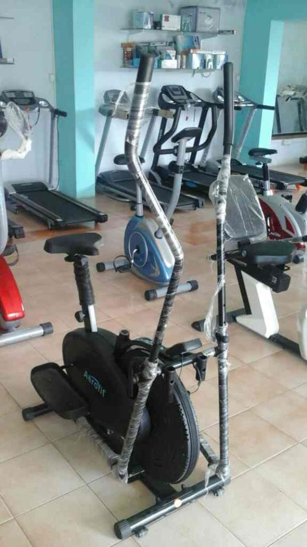 Fitness equipment supplier - by Rambo, Ahmedabad