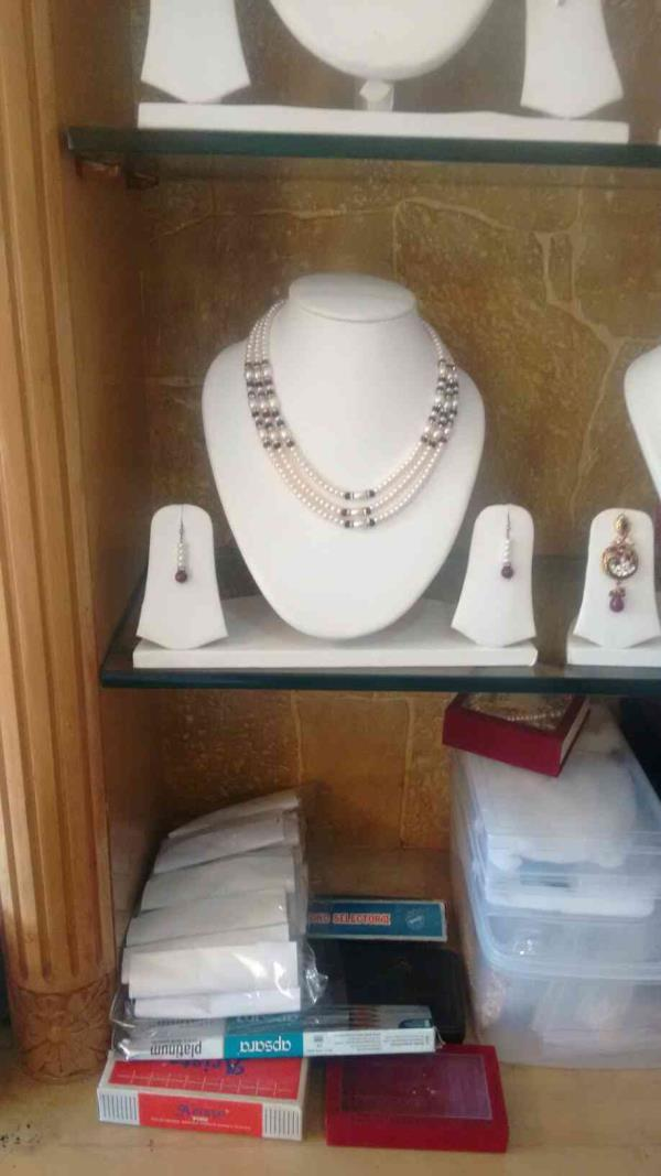pearls sets available - by K.s Jewellers And Pearls, Abids