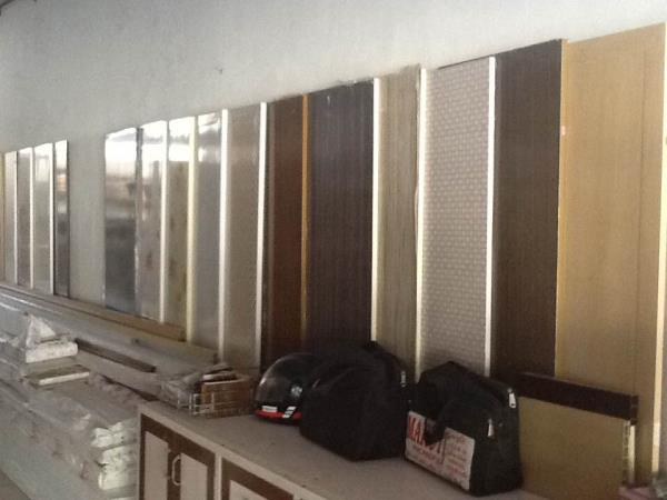 We r leading pvc door and aluminium section in Ahmedabad  - by Shreenath Traders, Ahmedabad