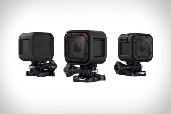GoPro hero 4 session 999AED 1 year warrenty - by HK1919GS, Rak