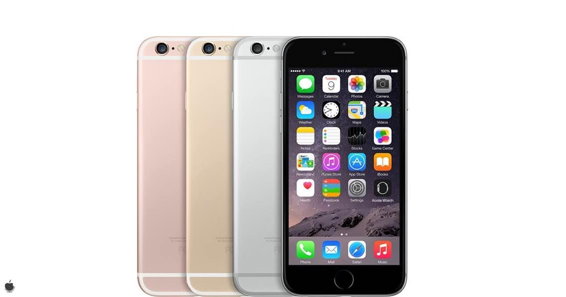 The new iPhone 6s and 6S plus is here - by HK1919GS, Rak