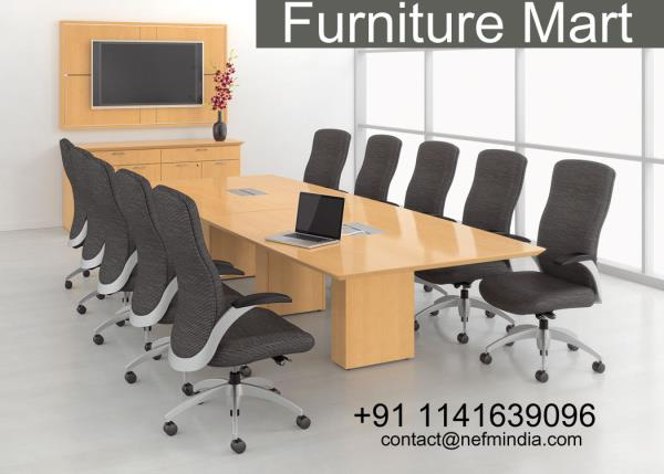 We at NEFM have a team of competent interior designers, planners, engineers, architects to give your office an international outlook. As a leading manufacturer of computer and office furniture; innovation, service, and quality is what you h - by Furniture Mart, South Delhi