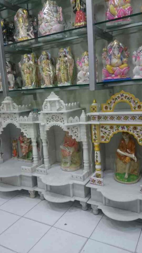 Marble Temples and Marble Moorti Manufacturer in Rajkot - by Arihant Marble Art, Rajkot
