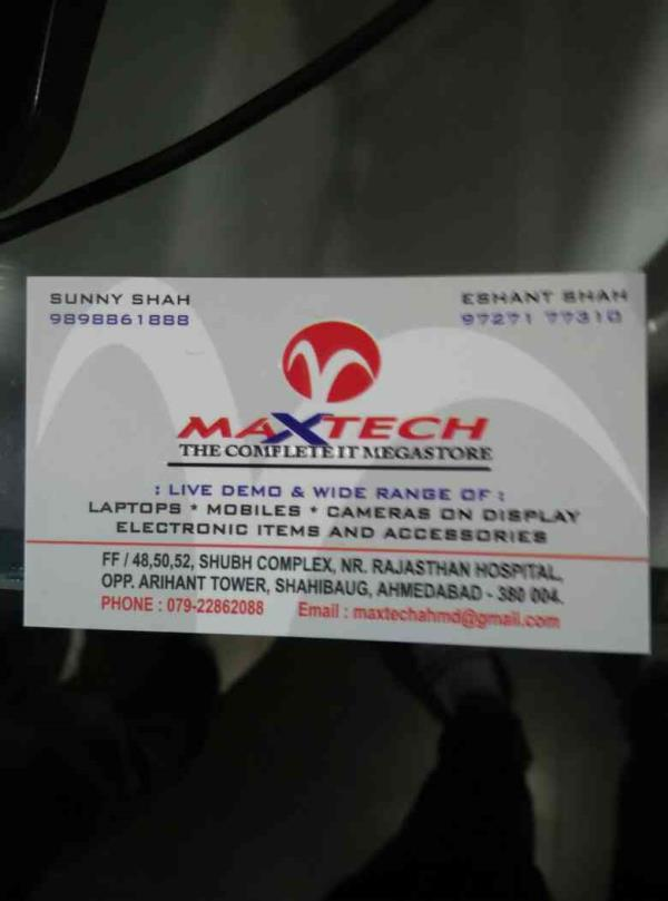 we are provider best mobile  like: Nokia , Samsung , lenovo , HTC , any other type mobile available in maxtech  call : 9898861888  - by Maxtech Ahmedabad, Ahmedabad