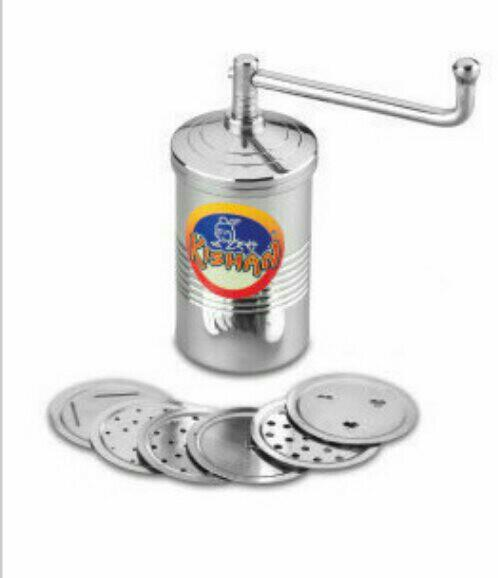 Export Quality Sev Maker Machine available at kishan Enterprise - by Kishan Enterprise, Rajkot