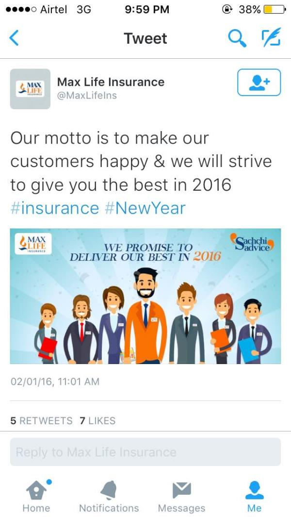 Our motto is to make our customers happy & we will strive to give you the best in 2016 insurance #NewYear. Health insurance agent in Delhi NCR. - by Health Insurance Deals @ 8506878301, Delhi