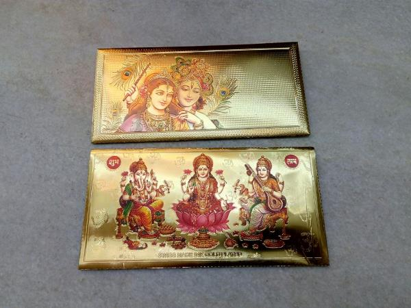 Gift Cover With Golden Foil - by SHARDA SHRINGAR ART JEWELLERS, Mumbai